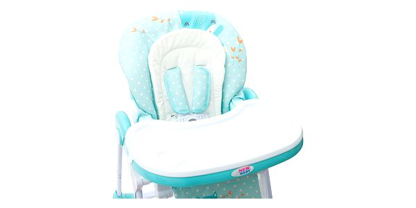 NEW BABY Minty Fox - eko kůže a vložka pro menší děti5