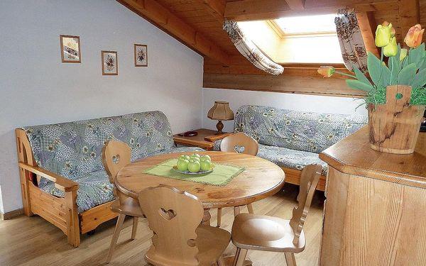 Residence Casa Canazei, Dolomiti Superski, vlastní doprava, bez stravy2