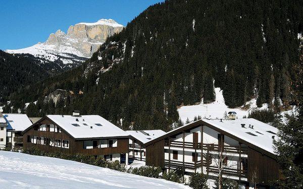 Itálie - Dolomiti Superski na 8 dnů