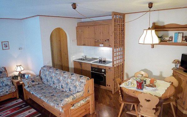Residence Casa Canazei, Dolomiti Superski, vlastní doprava, bez stravy4