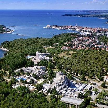 Chorvatsko - Rabac na 4-31 dnů, polopenze