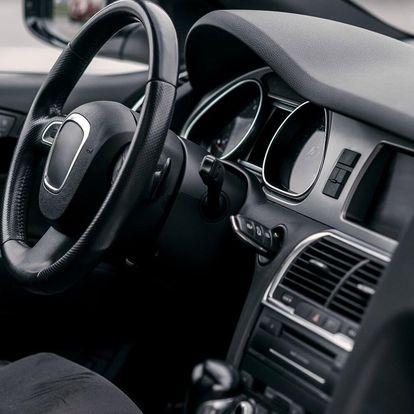 Dezinfekce interiéru vozu ozonem