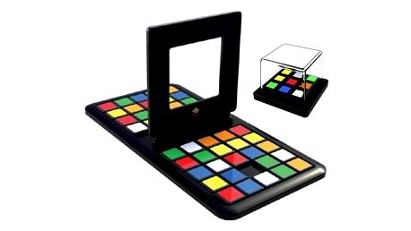 Magic Block game - Rubikův závod