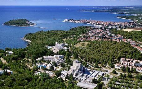 Chorvatsko - Rabac na 4-30 dnů, polopenze
