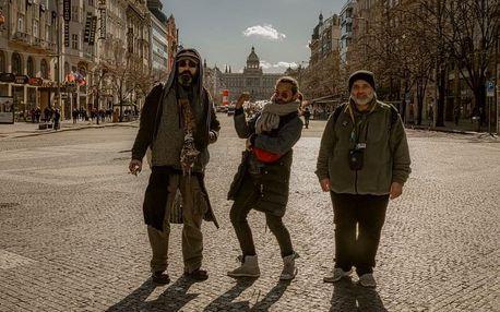 Dárkový poukaz na prohlídku temných pražských zákoutí s lidmi bez domova od Pragulicu