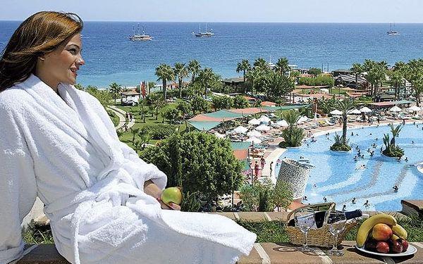Limak Limra Hotel & Resort, Turecká riviéra, letecky, ultra all inclusive3