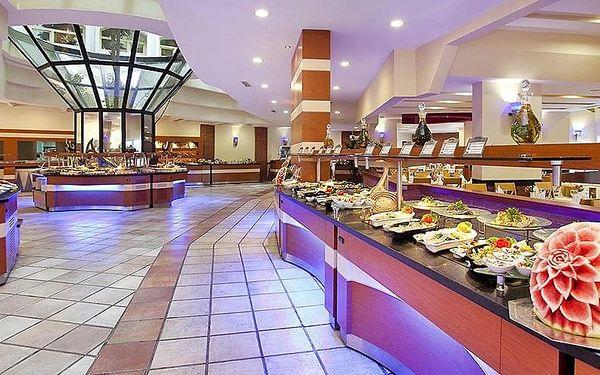 Hotel Limak Arcadia Golf & Sport Resort, Turecká riviéra, letecky, ultra all inclusive2