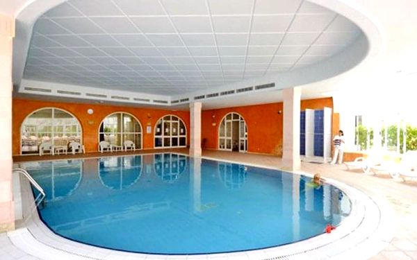 Hotel Sidi Mansour, Djerba, letecky, all inclusive2