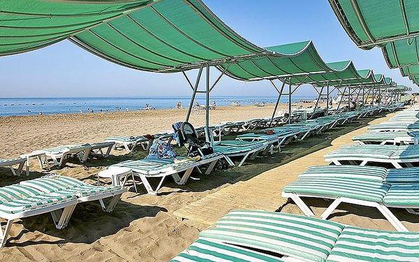 Limak Atlantis De Luxe Hotel & Resort, Turecká riviéra, letecky, ultra all inclusive3