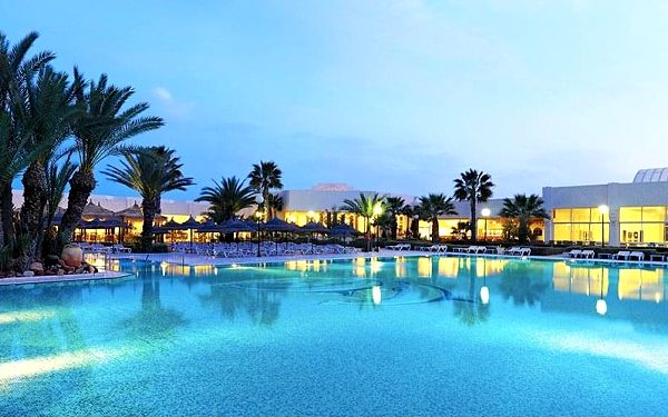 Hotel Iberostar Mehari Djerba, Djerba, letecky, all inclusive2