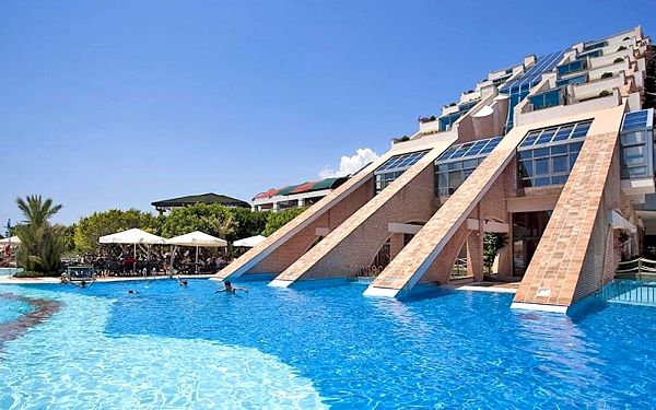 Limak Limra Hotel & Resort, Turecká riviéra, letecky, ultra all inclusive5