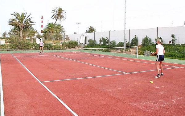 Hotel Sidi Mansour, Djerba, letecky, all inclusive3