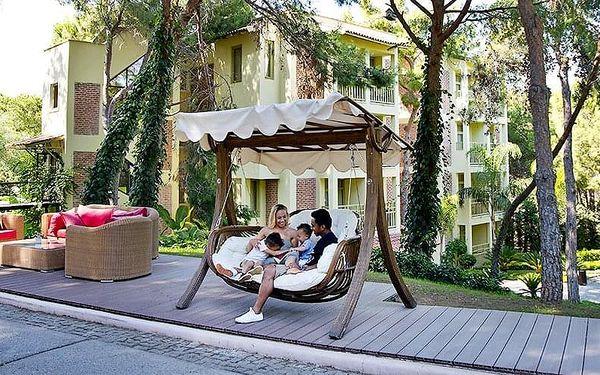 Hotel Limak Arcadia Golf & Sport Resort, Turecká riviéra, letecky, ultra all inclusive5