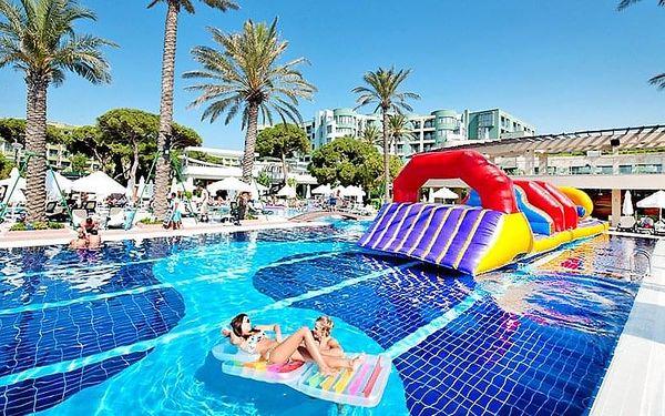 Limak Atlantis De Luxe Hotel & Resort, Turecká riviéra, letecky, ultra all inclusive5