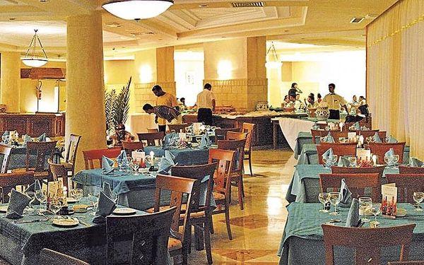 Hotel Sidi Mansour, Djerba, letecky, all inclusive5