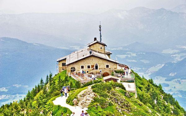 1denní zájezd do Bavorska na Orlí hnízdo a jezero Königsee