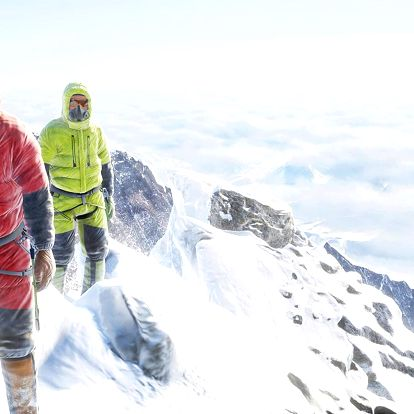 Zdolejte Mount Everest ve virtuální realitě