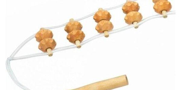 Modom Dřevěný masážní pás na záda - SJH 2092