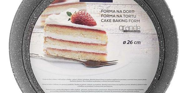 Orion Forma na dort s víkem Grande 26 cm2