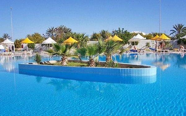 HOTEL SIDI MANSOUR, Djerba, Tunisko, Djerba, letecky, all inclusive2