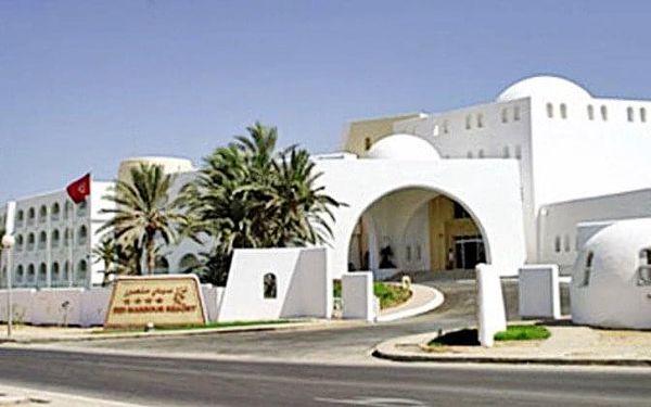 HOTEL SIDI MANSOUR, Djerba, Tunisko, Djerba, letecky, all inclusive3