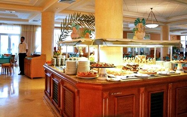 HOTEL SIDI MANSOUR, Djerba, Tunisko, Djerba, letecky, all inclusive4
