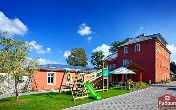 Liberec na 3-31 dnů, snídaně v ceně