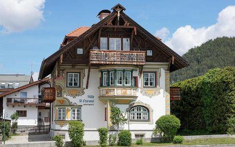 Rakouské Alpy: Villa St. Oswald