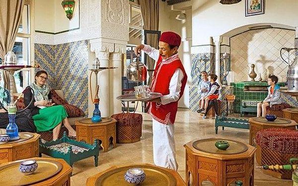 HOTEL ROYAL KENZ THALASSO & SPA, Sousse, Tunisko, Sousse, letecky, all inclusive3