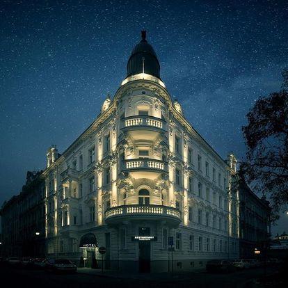 Olomouc, Olomoucký kraj: Theresian Hotel