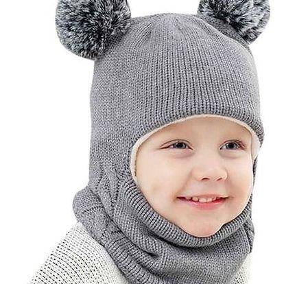 Dětská čepice B05580