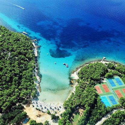 Chorvatsko - Pakoštane na 7 dnů, plná penze