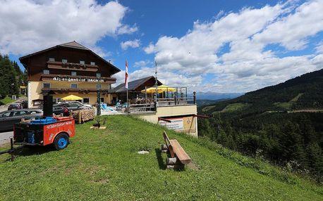 Rakousko - Lungau na 4-8 dnů, polopenze