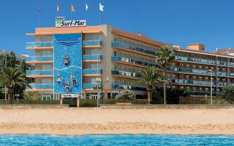 Španělsko - Costa Brava na 8 dnů, polopenze