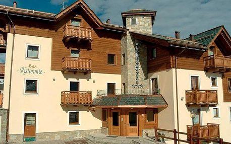 Itálie - Livigno na 5-8 dnů, polopenze