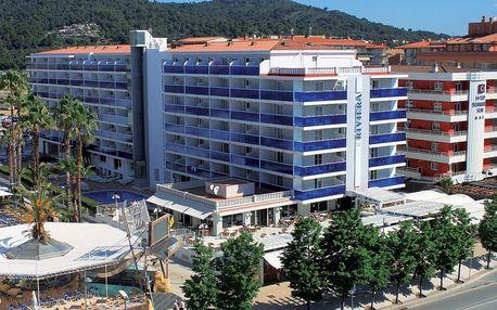 Španělsko - Costa del Maresme na 8 dnů, polopenze