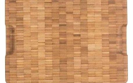 Banquet Dřevěné krájecí prkénko Brillante 35 x 25 x 3 cm, mozaika