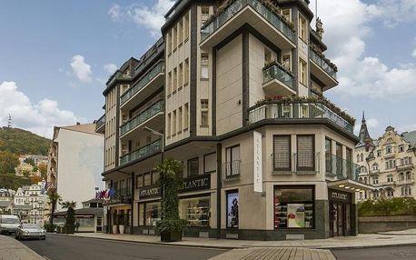 Pobyt pro posílení imunity v luxusním hotelu v Karlových Varech