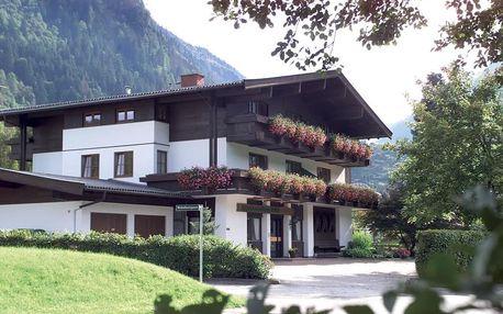 Rakousko - Kaprun - Zell am See na 6-8 dnů