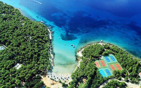 Chorvatsko - Pakoštane na 8 dnů, plná penze