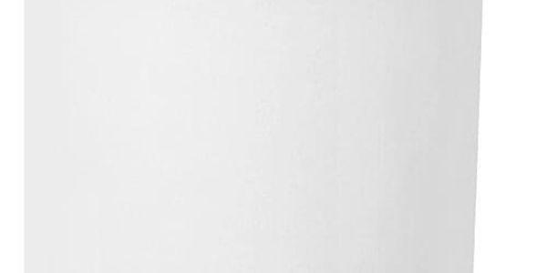 Pedálový odpadkový koš Dust Bin 8,1 l, bílá