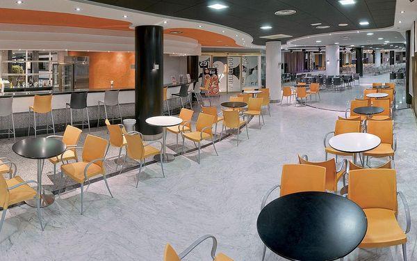 Hotel Mercury, Costa del Maresme, vlastní doprava, polopenze2