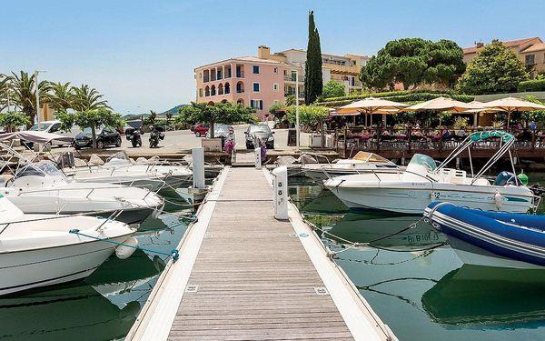 Residence Odalys Voiles Blanches, ostrov Korsika, vlastní doprava, bez stravy2