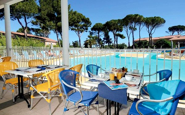Residence Odalys Mas des Vignes, Jižní Francie, vlastní doprava, bez stravy3