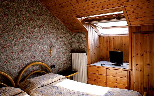 Hotel Cervo, Alpy a jezera - Itálie, vlastní doprava, polopenze4