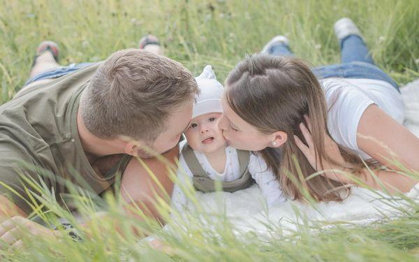 Rodinné, těhotenské i párové focení v exteriéru