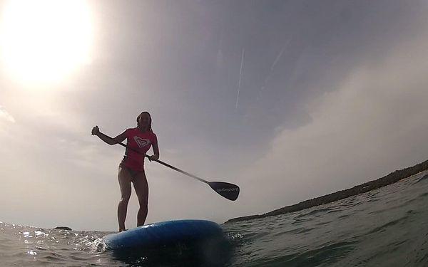 Dvě hodiny na paddleboardu s instruktorem, pro dvě osoby3