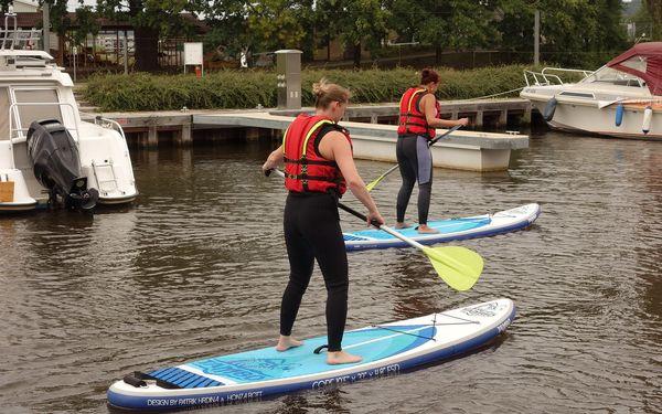 Dvě hodiny na paddleboardu s instruktorem, pro dvě osoby5