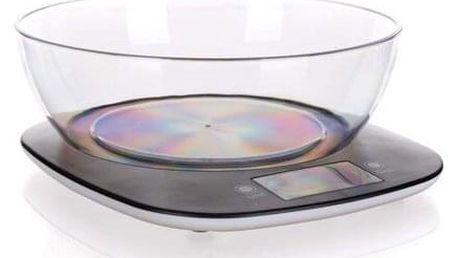 Banquet Digitální kuchyňská váha Culinaria Black 5 kg