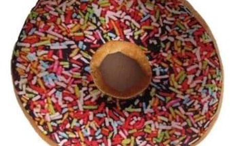 JAHU Polštář Donut 3D - barevný